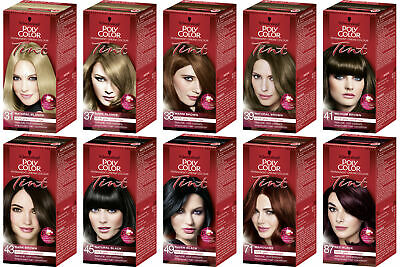 Schwarzkopf Professional Poly Color Tint | Permanent Hair Dye | Free Delivery