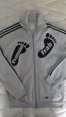 adidas trimm trab tracksuit top