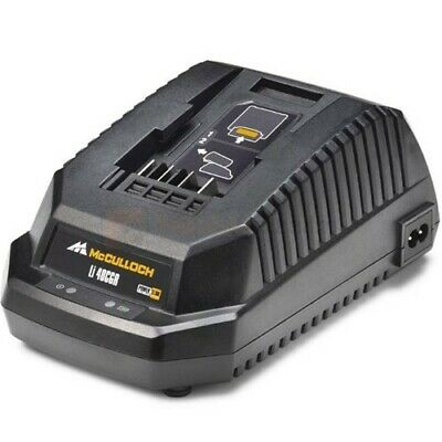 McCulloch LI 40CGR 40v Cordless Powerlink Charger