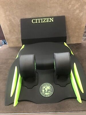 Citizen Eco-Drive Watch In Case Display