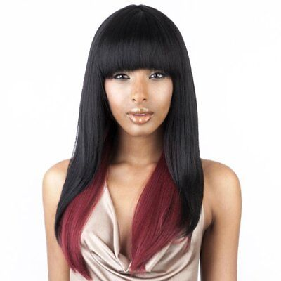 [FINAL SALE] ISIS BROWN SUGAR Human Blended Full Wig - BS103   [OPEN BOX]