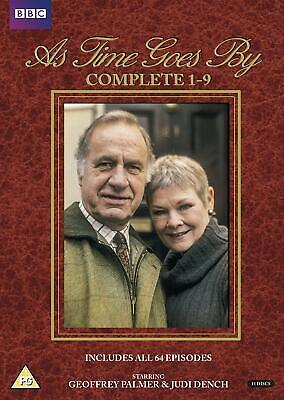 As Time Goes By - Complete Series 1-9 [DVD] New UNSEALED MINOR BOX WEAR