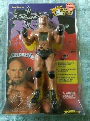 GOLDBERG WWE WCW FIGURE CS WWF Jakks RAW Smackdown Bill