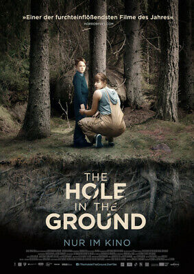 THE HOLE IN THE GROUND - Orig.Kino-Plakat A1 - Horror - Gerollt