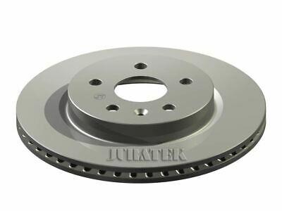 Pair OPEL INSIGNIA A 1.4 2x Brake Discs Vented Rear 2011 on 315mm Set QH New