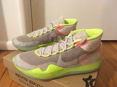 664f6528989 Nike KD 12  90s Kid MULTICOLOR AR4229-900 Size 10 KEVIN DURANT via SNKRS