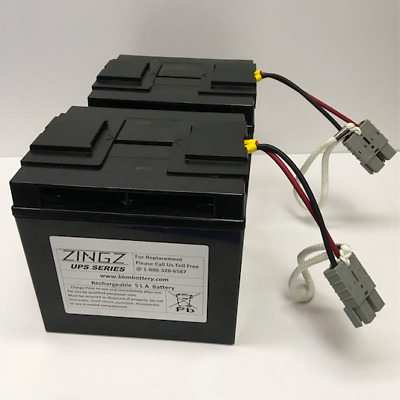 APC RBC55 - ZINGZ Replacement Battery Packs for APC UPS Systems