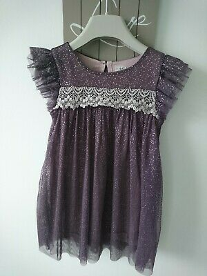 Next girl party ocassion summer dress 3-4 years great condition beautiful