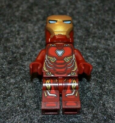 IRON MAN MK50 Minifigures ~ Marvel Super Heroes ~ Lego Avengers End Game NEW
