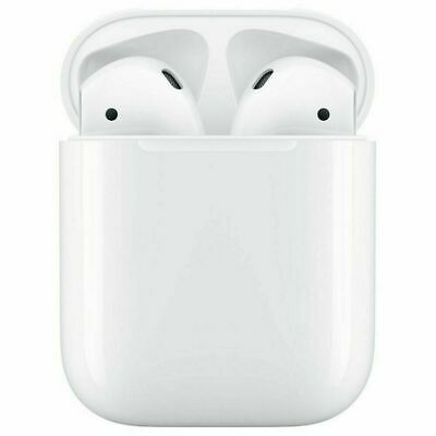 Genuine Apple AirPods Wireless Authentic Earphones + Charging Case - MMEF2AM/A