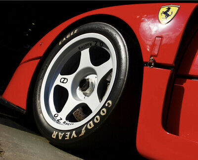 Ferrari F40 LM  O.Z Racing  original  unused magnesium  front rim wheel  OZ