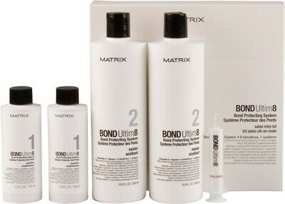 MATRIX BOND Ultim8 Bond Protecting System SALON INRO KIT $160 VALUE 50% OFF