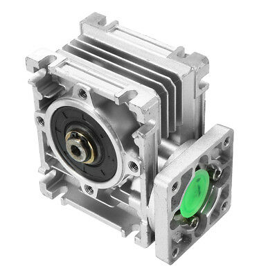 Worm Gearbox Speed Reducer NEMA23 Ratio 10/15/20/25/30/40/50/60/80:1 NEMA23-030