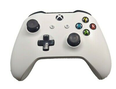 Microsoft Wireless Controller for Xbox One and Windows 10 White TF5-00001 XCB3