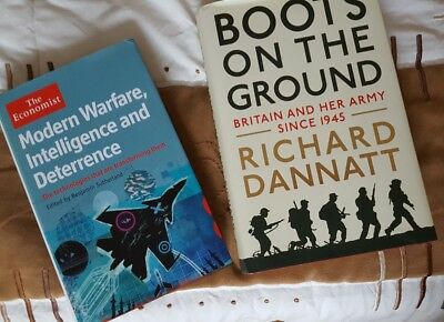 Boots on the Ground & Modern Warfare-Free Post