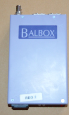Balbox AAEx010  Analogue Audio Extractor Used by Channel 5