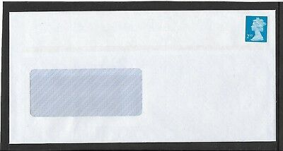 "100 PRE- STAMPED ""WINDOW"" ENVELOPES ""SELF SEAL""  2nd CLASS, SIZE DL."