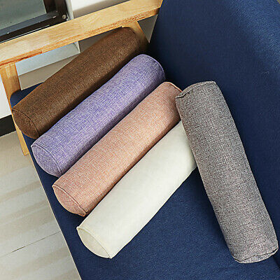 Cotton Mushy Throw Round Long Roll Tube Pillows Rectangular With Bolster