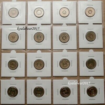 $2 Two Dollar Commemorative Coins Including Mr Sqiggle - Anzac  Olympic =28 coin