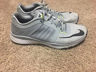 eba2a4a54517 Nike Zoom Speed TR3 Men s Cross Training Running Shoes 804401 007 Gray Size  9.5