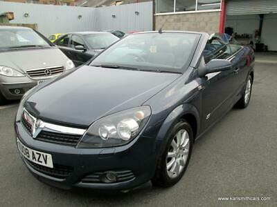 2008 (08) Vauxhall Astra 1.9 Twin Top Sport 3Dr