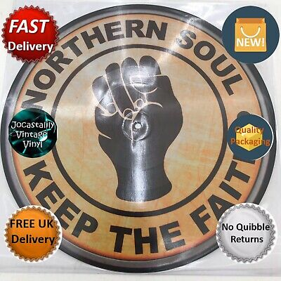 VARIOUS ARTISTS - Northern Soul - Keep The Faith - Picture Disc