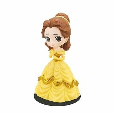 New Banpresto Q posket Disney Characters Beauty and The Beast Belle Figure