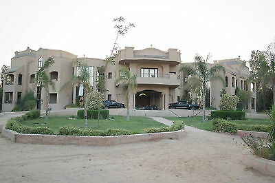 Luxury Ambassadorial Property Equestrian Mansion Villa in Cairo Egypt Investment