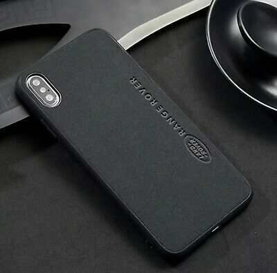 iPhone Land Rover Range Rover Alcantara Suede ALL MODELS Phone Case Cover UK