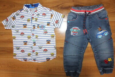 George boys Paw Patrol outfit 12-18 months *I'll combine postage*(187)