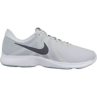 newest collection b1160 9edba NIKE REVOLUTION 4 GRIGIO Scarpe Sportive Uomo Corsa Running Palestra AJ3490  018