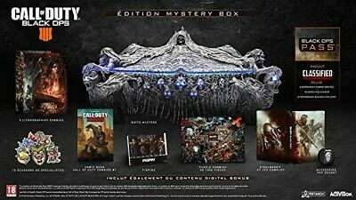 Call of Duty Black Ops 4 Mystery Box NUEVO
