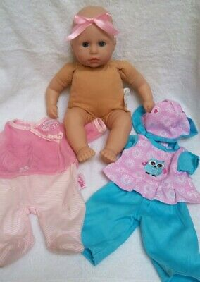 Zapf Creation 36cm My First Baby Annabell Doll plus clothes sets