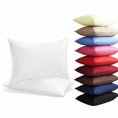 Luxury Brand New Baby Cot Bed Pillow Case Pair 60CM x 40CM