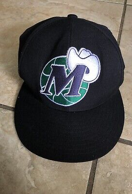 info for 1fcb4 520d9 NBA Dallas Mavericks Mitchell and Ness Cap Hat Vintage Fitted M N RARE!