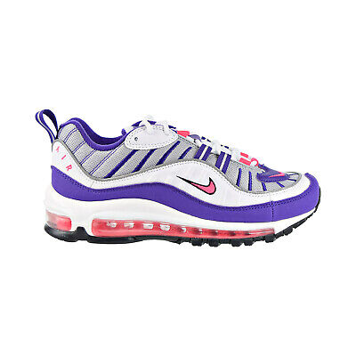 71669af3bf NIKE AIR MAX 98 Women's Shoes White/Racer Pink ah6799-110 - $119.95 ...