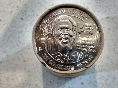 Low Mintage 2017 Pride and Passion Mabo 50 Cents Ram Roll