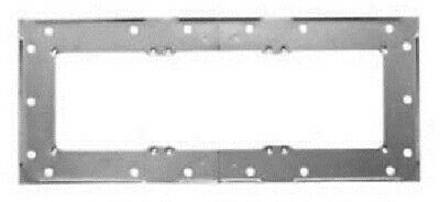 Clipsal METAL MOUNTING BRACKET 141x338mm 3-Gangs For Industrial Surrounds