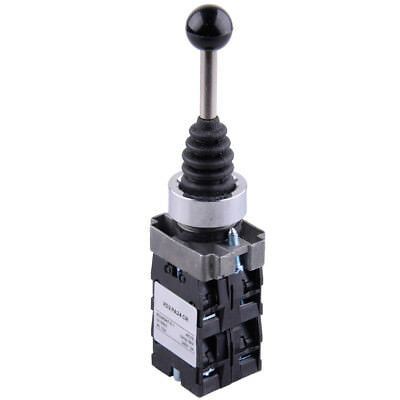 XD2PA24CR 4NO 4Positions Momentary Spring Return Wobble Stick Switch Joystick
