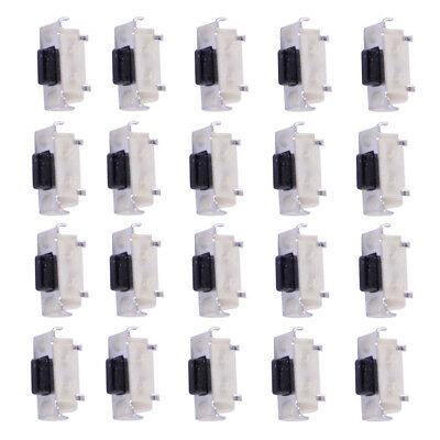 20Pcs 7mm x 3.5mm x 3mm SPST Momentary Push Button SMD SMT Tactile Tact Switch