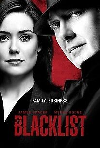 Blacklist Season 5 (DVD) REGION 1 DVD (USA) Brand New and Sealed