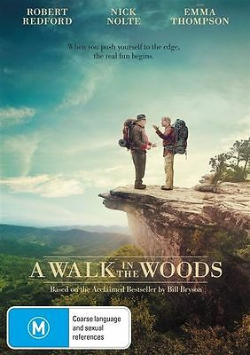 A Walk In The Woods (DVD, 2016), NEW SEALED AUSTRALIAN RELEASE REGION 4