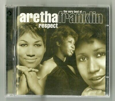 Aretha Franklin - 'Respect: The Very Best of Aretha Franklin' - 2 CDs