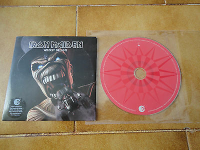 Iron Maiden Wildest Dreams Cardsleeve Cd Rare 2 Track Cd Single 2003 Emi