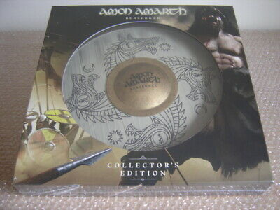 AMON AMARTH: Berserker * COLLECTOR'S EDITION ! * Limited Box Set ! * New !