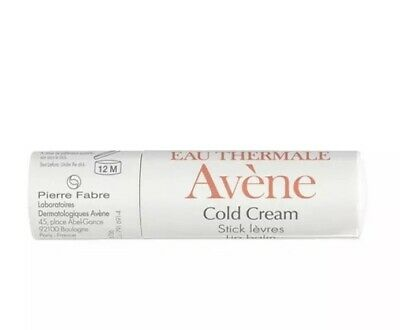 Avene Eau Thermale Lip Balm with Cold Cream 4.5g. Free Gift