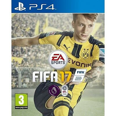 FIFA 17 For PS4 (Playstation 4) - EXCELLENT CONDITION - FAST DELIVERY
