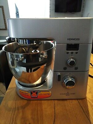 KENWOOD COOKING CHEF KM096 Multifunktions-Küchenmaschine ...