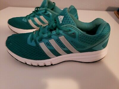 best authentic 1370e 6d824 Adidas Adiprene+ Green White Running Shoes w  Supercloud Cushioning Women s  ...