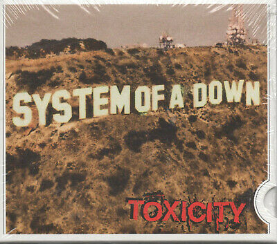 System Of A Down Toxicity CD NEU Ltd. Pure Edition Prison Song Needles Jet Pilot